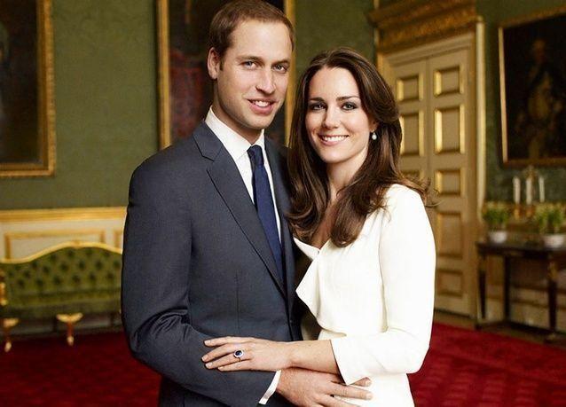 الأمير البريطاني وليام وزوجته كيت ينتظران مولودهما الثاني في ابريل