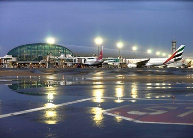 64 مليون مسافر استخدموا مطار دبي بين يناير ونوفمبر 2014