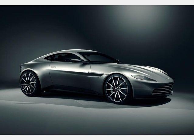 شاهد سيارة جيمس بوند الجديدة في الفيلم القادم سبيكتر من سلسلة أفلام بوند