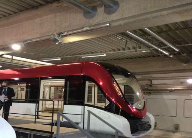 مترو الرياض قد يصل إلى 338 عربة قطار