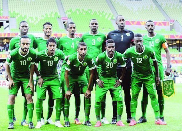 بلاتر يلغي قرار نقل مباراة المنتخب السعودي والفلسطيني إلى بلد محايد