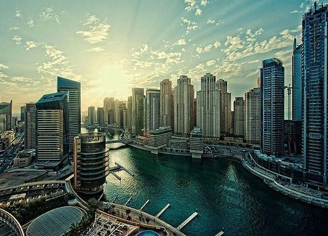 أسعار عقارات دبي ستواصل الانخفاض حتّى عام 2016