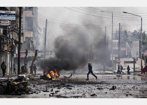 إصابة مدير هيئة الإمداد والتموين في الجيش السوري باشتباك في دمشق