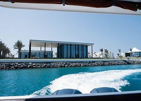 بالصور: جزيرة نوراي في أبو ظبي