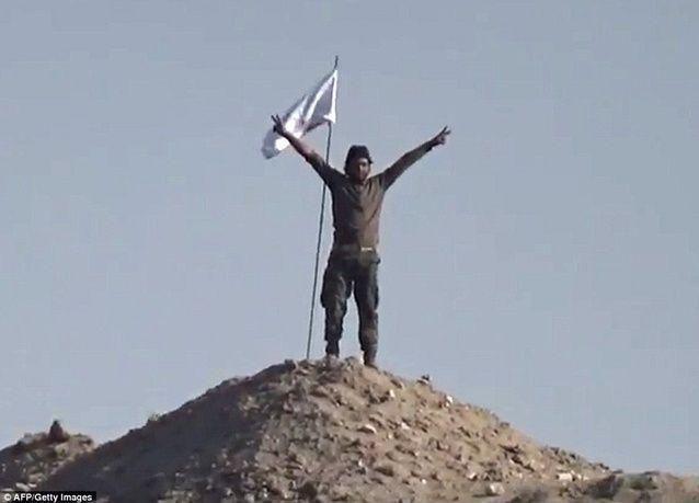 """بالصور: الإحتفال بتحرير عين العرب """"كوباني"""""""