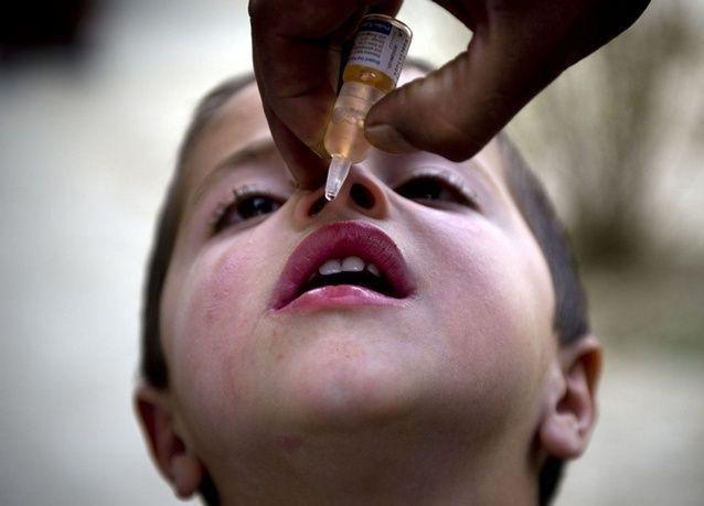 منظمة: معدل التطعيم ضد شلل الأطفال في سوريا قريب من مستوى ما قبل الحرب