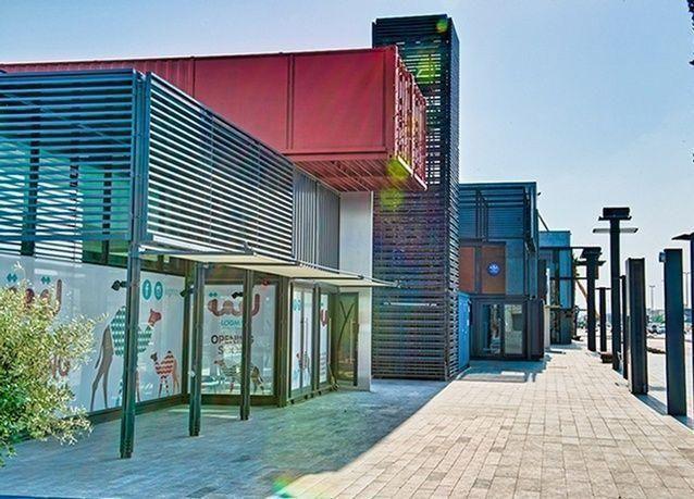 بالصور: شاهد التصميم المثير لشارع الوصل في دبي