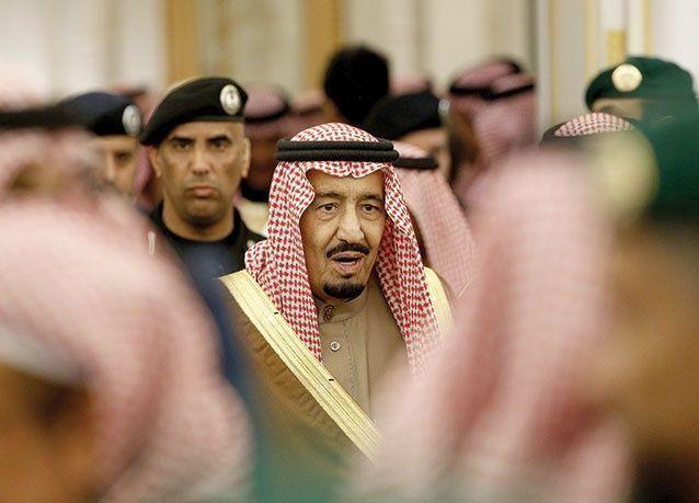 غياب الملك سلمان عن قمة تستضيفها أمريكا يوضح احتمال عدم الترحيب باتفاق نووي مع ايران