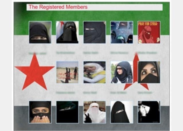 صور حسناوات توقع بقادة عسكريين لسرقة أسرارعسكرية في سوريا