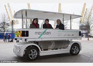 لجذب الاستثمارات بريطانيا ستسمح للأطفال وذوي الإعاقة والمخمورين بقيادة السيارات ذاتية القيادة