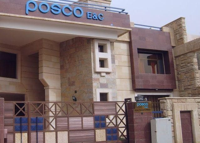 السعودية تشتري شركة البناء الكورية التابعة لـ بوسكو POSCO