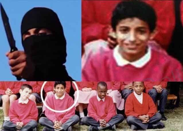 الكشف عن أول صورة للجهادي جون، جلاد داعش