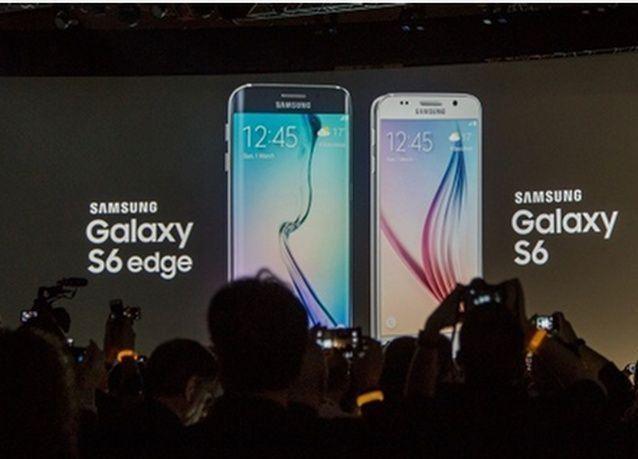بميزة شحن البطارية لاسلكيا، سامسونج تكشف عن جهازي جالكسي إس 6 في معرض الجوال 2015