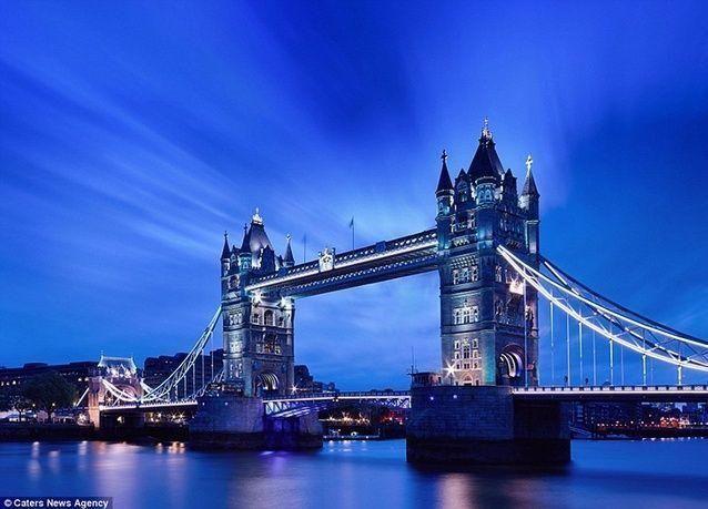 بالصور: أجمل مدن العالم في لقطات ليلية