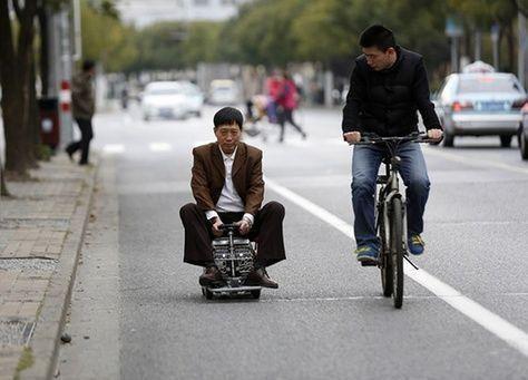 بالصور: عاين هذه الإختراعات الصينية اليدوية المذهلة