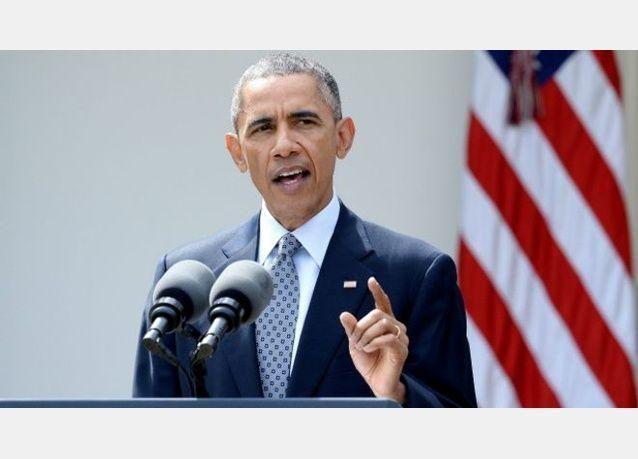 أوباما يدعم نشر منظومة دفاع صاروخي لدول الخليج