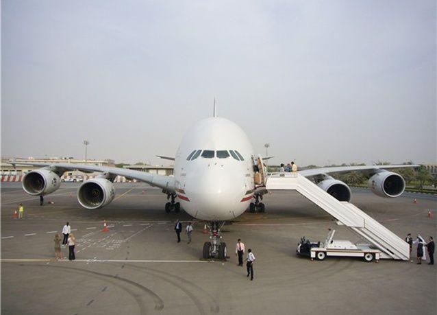 لهذه الاسباب تم تحويل طائرة مدنية لقاعدة عسكرية في دبي