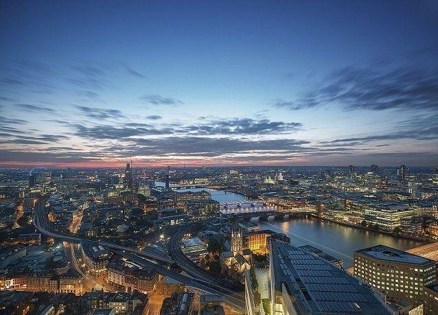 """بالصور: جناج لـ""""أصحاب المليارات"""" في """"شانغريلا"""" لندن"""