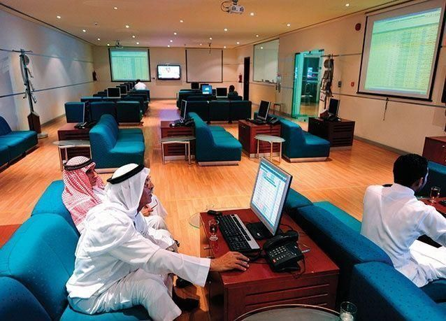 السوق المالية السعودية: الحصة الأكبر للاعبين الأوائل