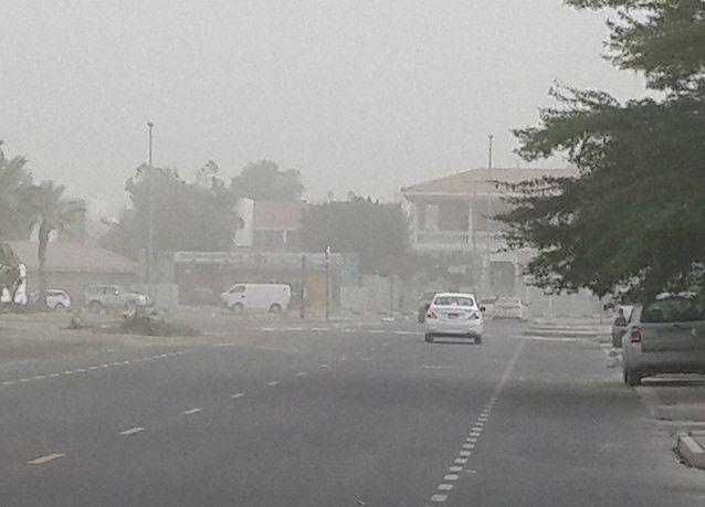 الإمارات: أتربة وغبار وطقس غير مستقر أيام الخميس والجمعة والسبت
