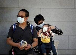 مراقبة انتقال فيروس كورونا عبر لمس الهواتف الجوالة في كوريا الجنوبية