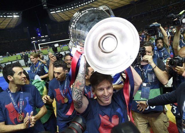 بالصور: برشلونة يحقق خامس لقب في دوري أبطال أوروبا
