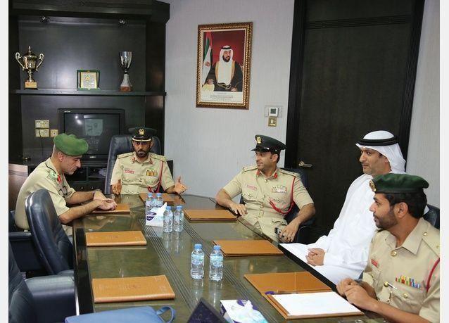 دبي: نظام جديد لمخالفة عدم ترك مسافة ابتداء من شهر يوليو