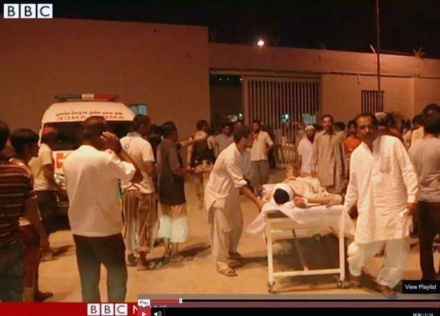 مقتل العشرات في موجة حارة مميتة تجتاح السند في باكستان