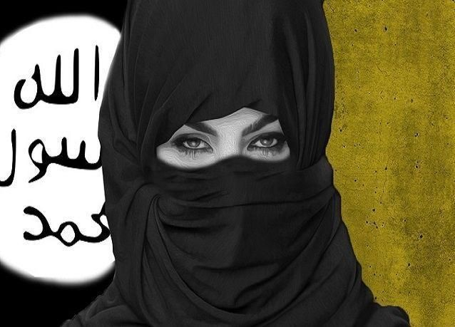 110 نساء ألمانيات انضممن إلى داعش