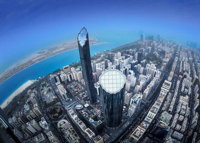 برج محمد بن راشد يحصد جائزة أفضل المباني العالية في منطقة الشرق الأوسط وأفريقيا