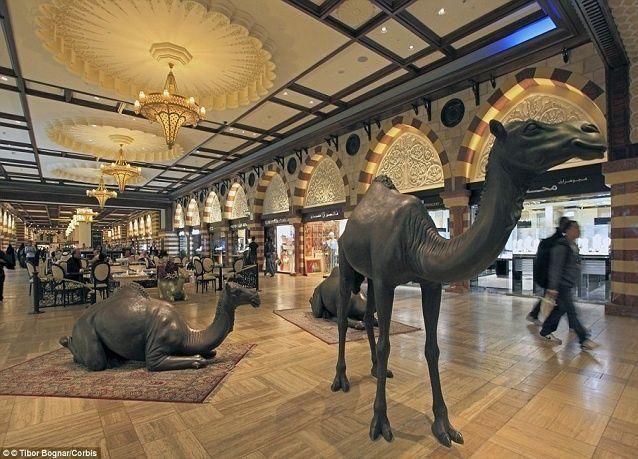 بالصور: أروع مراكز التسوق في العالم