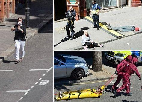 تحذير السكان في بريطانيا  من هجمات إرهابية وهمية خلال إجراء أضخم تدريبات لمواجهة هجمات داعش