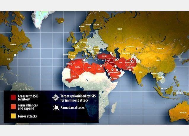 تقرير استخباراتي توقع هجوم تونس ويحذر من هجمات أخرى من داعش