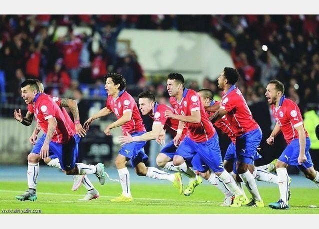 تشيلي تحرز كأس كوبا أمريكا لأول مرة على حساب الأرجنتين