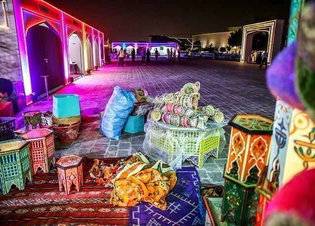بالصور: رمضان 2015 في قرية كتارا الثقافية بقطر