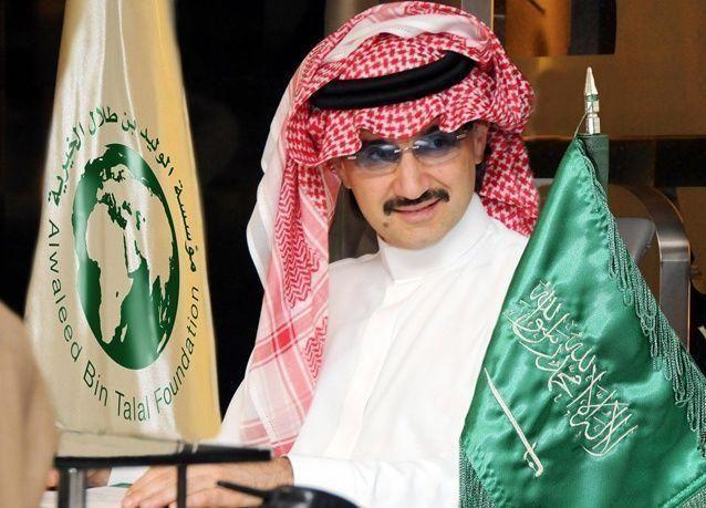 الوليد بن طلال يقول الشرق الأوسط بحاجة إلى طمأنة من ترامب