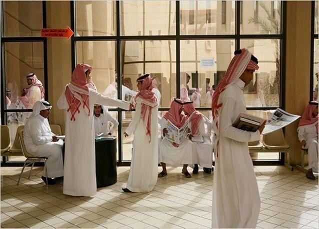 30 % من أساتذة الجامعات الحكومية بالسعودية.. أجانب