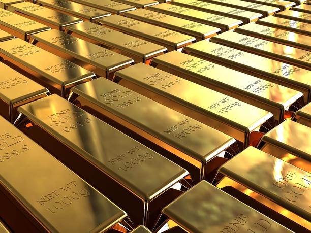 بيع 33 طناً من الذهب في دقيقتين !