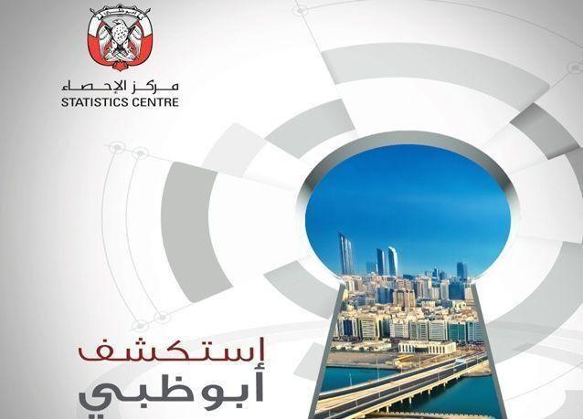 كم يبلغ عدد سكان إمارة أبو ظبي؟