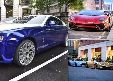 استهداف أثرياء خليجيين في لندن بتجريم 11  من ممارسات قيادة السيارة