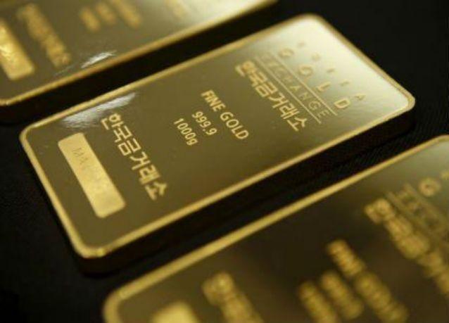 السعي إلى إستثمار آمن يرفع الذهب لأعلى مستوى في تسعة أسابيع