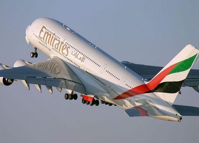 ثلاث شركات طيران إماراتية تغير مسارات رحلاتها بعيداً عن سيناء