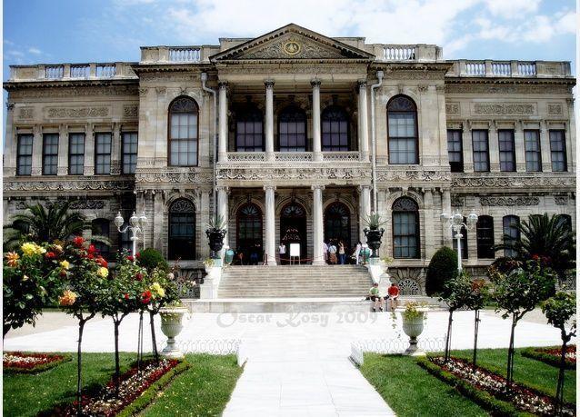 إطلاق نار قرب قصر دولما بهجة في اسطنبول