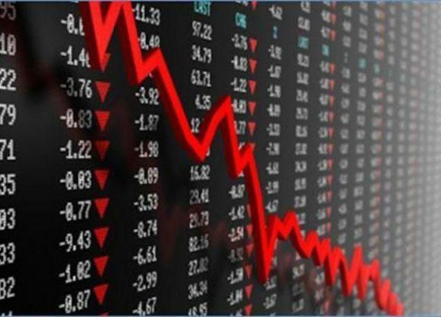 الأسهم الأمريكية تخسر نحو 4% في معاملات متقلبة