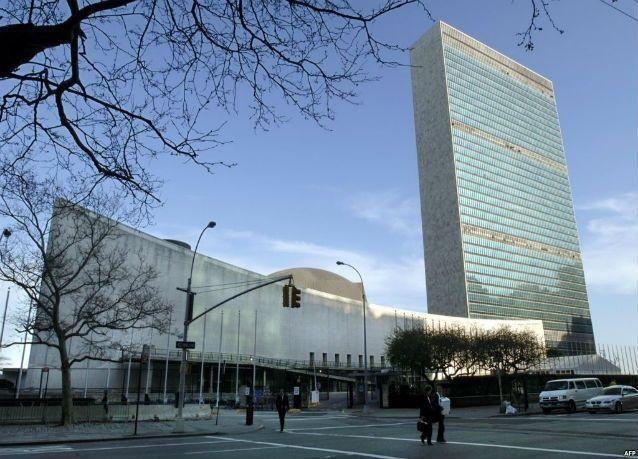 إخلاء مقر البعثتين السعودية والقطرية لدى الأمم المتحدة بسبب طرد مريب