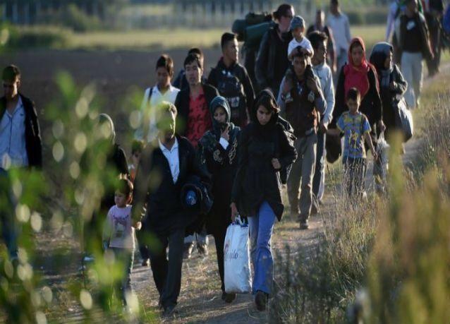 فتوى داعش : فرار السوريين إلى أوروبا من كبائر الذنوب