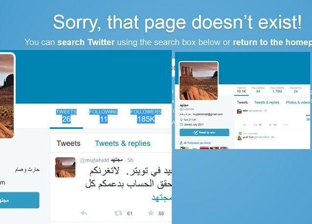 """المدون السعودي""""مجتهد"""" يتهم تويتر بالتواطؤ في اختراق حسابه"""