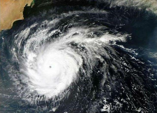 """الأرصاد السعودية : لا تأثير لإعصار """"ميغ"""" على سواحل المملكة"""