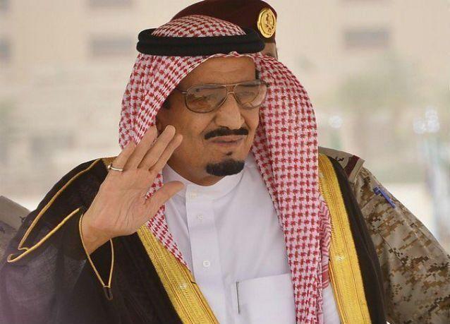 الملك سلمان يلقي الخطاب الملكي في افتتاح أعمال السنة الرابعة من الدورة السادسة