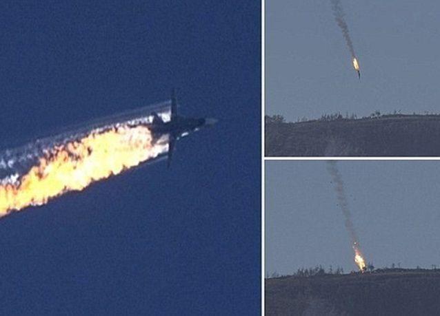 إسقاط طائرة روسية ثانية في سوريا